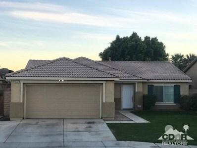 83469 Agua Blanca Street, Coachella, CA 92236 - MLS#: 218033882
