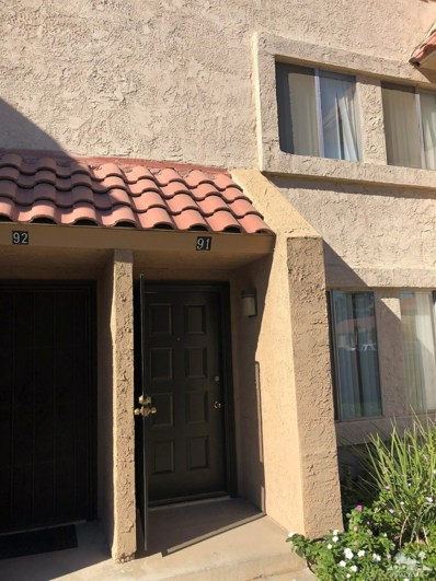 82567 Ave 48 UNIT 91, Indio, CA 92201 - MLS#: 218033964