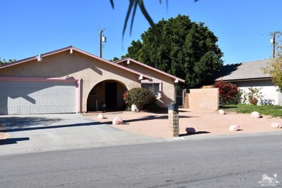 13547 Caliente Drive, Desert Hot Springs, CA 92240 - MLS#: 218034126