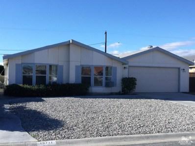 15711 Avenida Florencita, Desert Hot Springs, CA 92240 - MLS#: 218034378