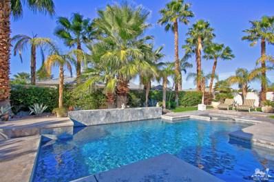 1 Monet Court, Rancho Mirage, CA 92270 - MLS#: 218034742