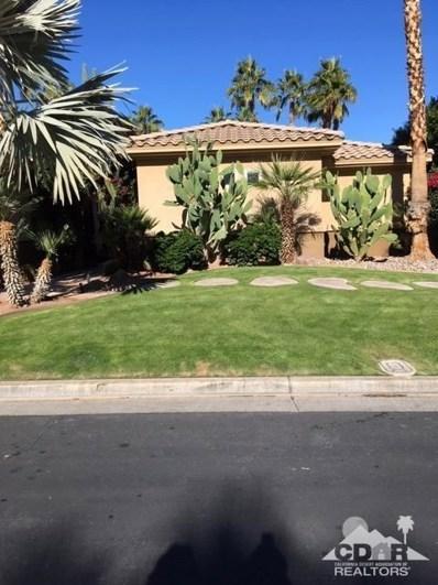 18 Via Palmira, Palm Desert, CA 92260 - #: 218035678