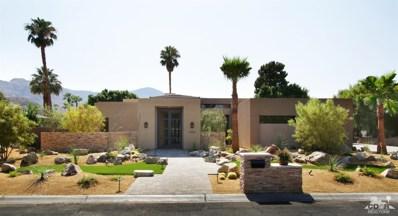 40555 E Thunderbird Terrace, Rancho Mirage, CA 92270 - MLS#: 219000011