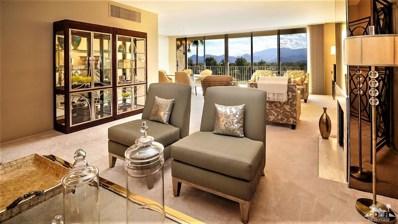 899 Island Drive UNIT 605, Rancho Mirage, CA 92270 - MLS#: 219000087