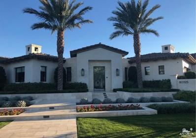 80325 Via Capri, La Quinta, CA 92253 - MLS#: 219000265