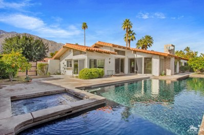 1272 Primavera Drive NORTH, Palm Springs, CA 92264 - MLS#: 219000675