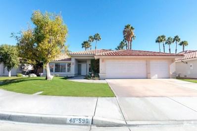 40590 Glenwood Lane, Palm Desert, CA 92260 - MLS#: 219001271