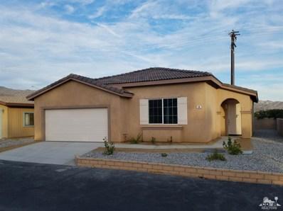 65565 Acoma Avenue UNIT 50, Desert Hot Springs, CA 92240 - MLS#: 219001427