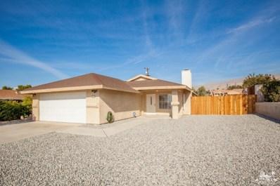 66892 Buena Vista Avenue, Desert Hot Springs, CA 92240 - MLS#: 219001839