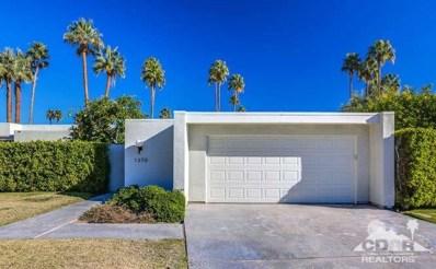 1370 E Marion Way, Palm Springs, CA 92262 - MLS#: 219003255