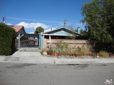 66126 Estrella Avenue, Desert Hot Springs, CA 92240 - MLS#: 219004709