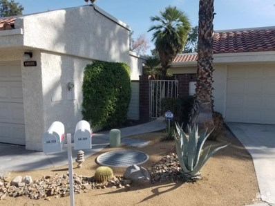 68515 Paseo Soria, Cathedral City, CA 92234 - MLS#: 219006519