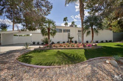 387 E Desert Holly Circle, Palm Springs, CA 92262 - MLS#: 219006759