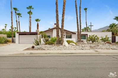 777 E Via Escuela, Palm Springs, CA 92262 - MLS#: 219006977