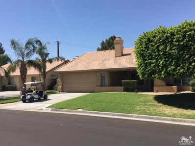 73761 White Sands Drive, Thousand Palms, CA 92276 - MLS#: 219009725