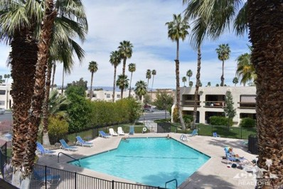5300 E Waverly Drive UNIT A8, Palm Springs, CA 92264 - MLS#: 219010825