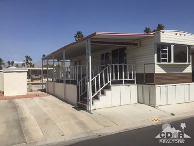 84250 Indio Springs Drive UNIT 181, Indio, CA 92203 - MLS#: 219011357