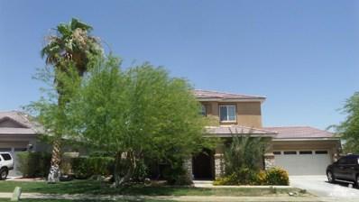 43760 Campo Place, Indio, CA 92203 - MLS#: 219016897