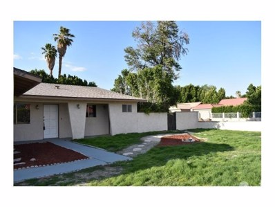 68492 McCallum Way, Cathedral City, CA 92234 - MLS#: 219021443
