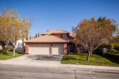 3157 Crowne Drive, Palmdale, CA 93551 - #: 18005408