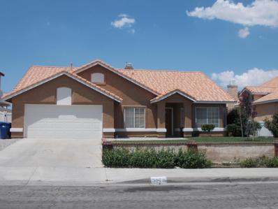 3207 Sandstone Court, Palmdale, CA 93551 - #: 18007608