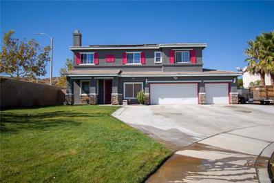 39215 Chantilly Lane, Palmdale, CA 93551 - #: 18012052