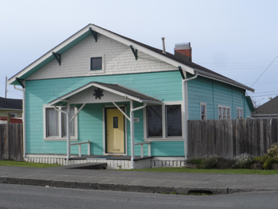 1037 8th Street, Eureka, CA 95501 - #: 253286