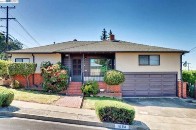 1084 Devon Drive, Hayward, CA 94542 - #: 40870397