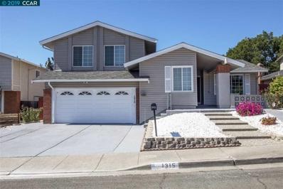 1315 Granada St, Vallejo, CA 94591 - #: 40883919