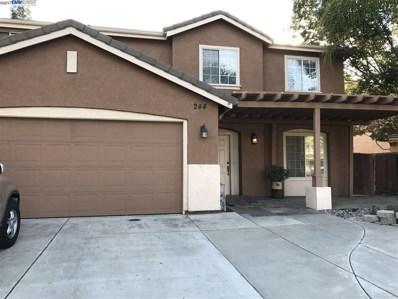 244 Lamonte Lane, Tracy, CA 95377 - MLS#: 40804171