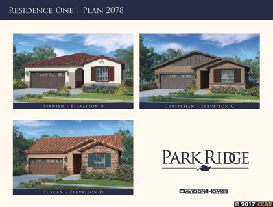 5493 Mountain Ridge Way, Antioch, CA 94531 - MLS#: 40805386