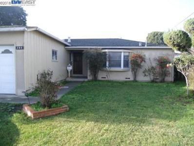 266 Newhall Street, Hayward, CA 94544 - MLS#: 40808427