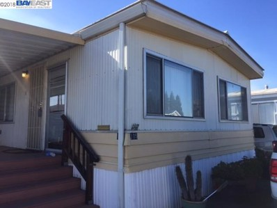 1200 W Winton Ave UNIT 105, Hayward, CA 94545 - MLS#: 40812305