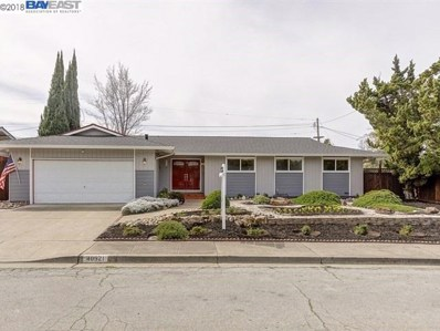 40921 Canto Place, Fremont, CA 94539 - MLS#: 40814538