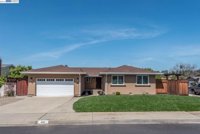 482 Virginia Drive, Livermore, CA 94550 - MLS#: 40816172