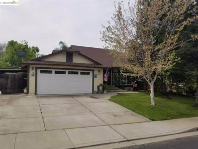 1721 Cedar Ct, Oakley, CA 94561 - MLS#: 40817292