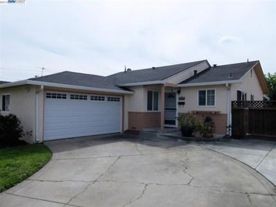 1040 Marlowe Lane, Hayward, CA 94544 - MLS#: 40817406