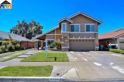 4185 Sedge St, Fremont, CA 94555 - MLS#: 40818133