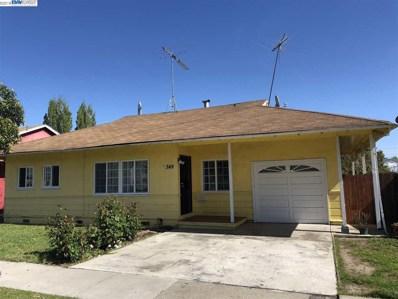 349 Beale Dr, Hayward, CA 94544 - MLS#: 40819184