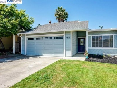 5491 Sonoma Dr, Pleasanton, CA 94566 - MLS#: 40819190