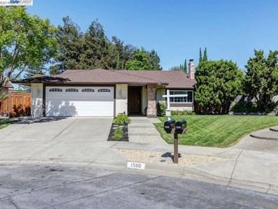 1580 Barlow Court, Fremont, CA 94536 - MLS#: 40820859