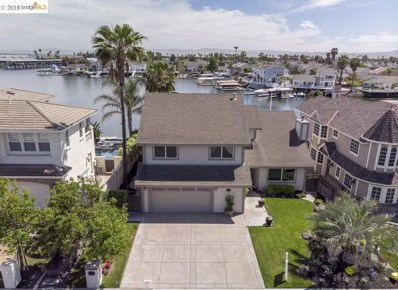 5792 Drakes Drive, Discovery Bay, CA 94505 - MLS#: 40821213