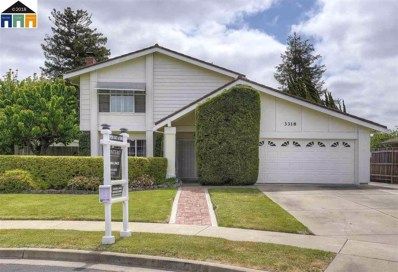 3318 Holmes Place, Fremont, CA 94555 - MLS#: 40821938