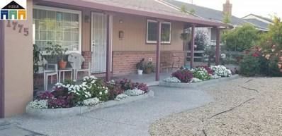 1775 Vegas Ave, Milpitas, CA 95035 - MLS#: 40821987
