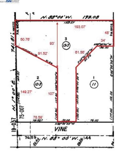 3631 Vine St, Pleasanton, CA 94566 - MLS#: 40822761