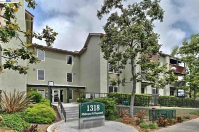 1318 B Street UNIT B-314, Hayward, CA 94541 - MLS#: 40824541