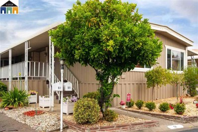 711 Old Canyon Road UNIT 51, Fremont, CA 94536 - MLS#: 40825386