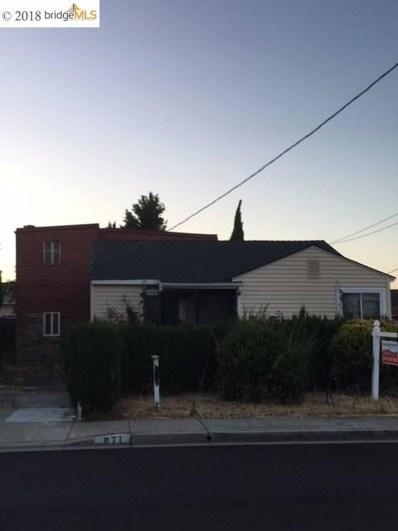 871 Folsom Ave, Hayward, CA 94544 - MLS#: 40826412
