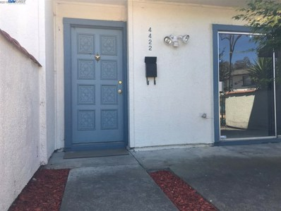 4422 Alamo St, Union City, CA 94587 - MLS#: 40826461