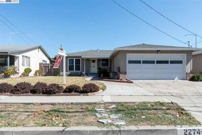 2274 Cryer Street, Hayward, CA 94545 - MLS#: 40827094